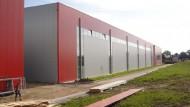 Hallenmontage in Grieskirchen / Österreich - HGB Hallen- und Gewerbebau Dresden GmbH