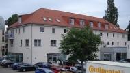 Neubau Autohaus in Dresden - Stahltragkonstruktion, Hebel-Fassadenplatten, Warmdach - HGB Hallen- und Gewerbebau Dresden GmbH